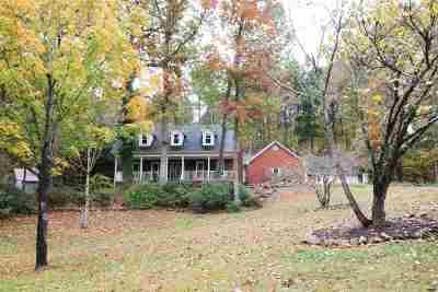 Jackon, Jackson, Jackson Tn, Jakcson Single Family Home For Sale: 56 Highland Hills