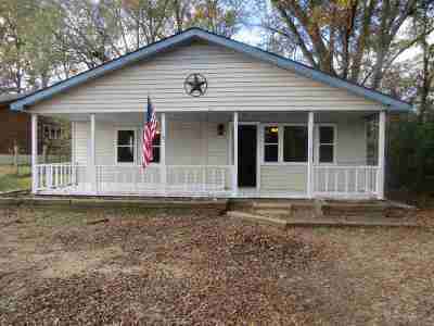 Hardeman County Single Family Home For Sale: 100 Baker Hill