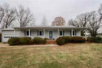Gibson County Single Family Home For Sale: 321 Hanna St