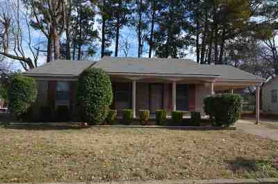 Haywood County Single Family Home For Sale: 1034 Hungerford St