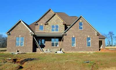 Gibson County Single Family Home For Sale: 18 Hale Farm