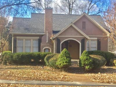 Dyer County Single Family Home For Sale: 1217 Speedway
