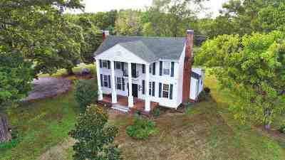 Madison County Single Family Home For Sale: 40 McClellan