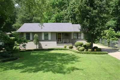 Dyer County Single Family Home For Sale: 1120 Ridgeway St.