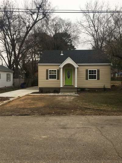 Madison County Single Family Home For Sale: 417 Hatton