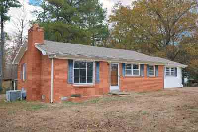 Weakley County Single Family Home For Sale: 438 Kester Road