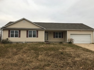 Madison County Single Family Home For Sale: 68 Fielddale Dr