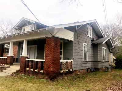 Madison County Multi Family Home For Sale: 410 Burkett