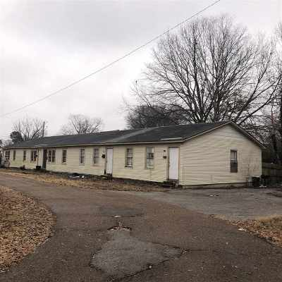 Madison County Multi Family Home For Sale: 125 N Fairgrounds