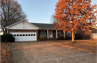 Madison County Single Family Home For Sale: 447 University