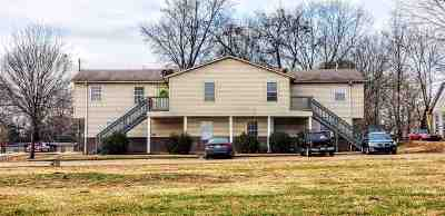Gibson County Multi Family Home For Sale: 901 N 12 Th Avenue