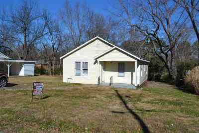 Gibson County Single Family Home For Sale: 2048 Welton