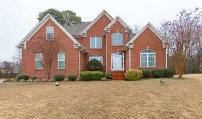 Jackon, Jackson, Jackson Tn, Jakcson Single Family Home For Sale: 107 Brookstone Place