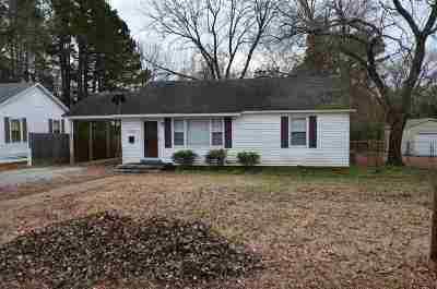 Haywood County Single Family Home For Sale: 920 E College St