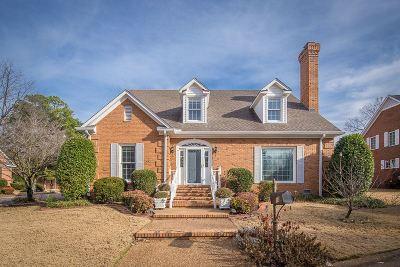 Jackon, Jackson, Jackson Tn, Jakcson Single Family Home For Sale: 18 Beacon Hill