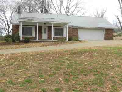 Gibson County Single Family Home For Sale: 728 Concord Cades