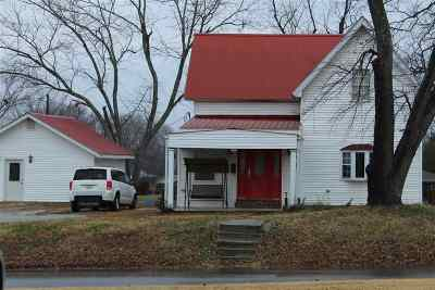 Weakley County Single Family Home For Sale: 101 N Faxon