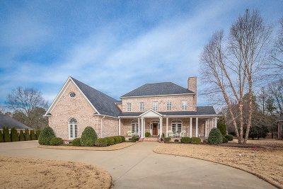 Jackon, Jackson, Jackson Tn, Jakcson Single Family Home For Sale: 529 Pipkin