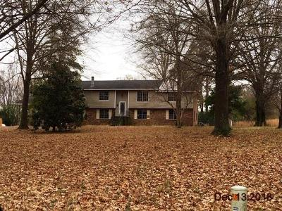 Haywood County Single Family Home For Sale: 1517 Coburn
