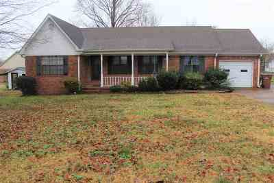 Henderson County Single Family Home For Sale: 65 New Renfroe