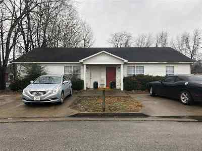 Haywood County Multi Family Home For Sale: 437 - 441 Josephine Dr