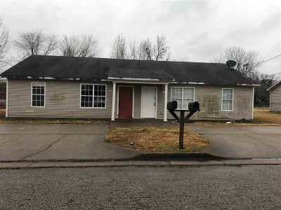 Haywood County Multi Family Home For Sale: 445-449 Josephine Dr