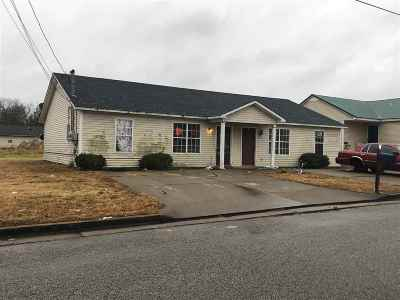 Haywood County Multi Family Home For Sale: 469-473 Josephine Dr
