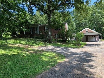 Henderson County Single Family Home Active-Price Change: 185 Loblolly