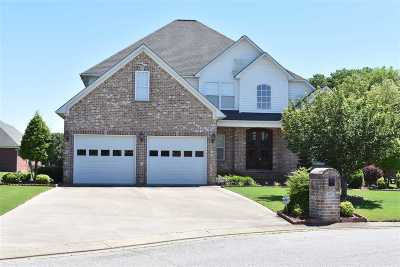 Dyersburg Single Family Home For Sale: 2077 Pinehurst