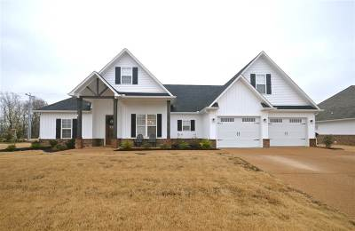Medina Single Family Home For Sale: 278 Heritage Square