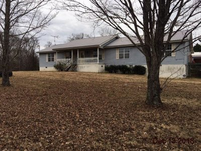 Haywood County Single Family Home For Sale: 12216 S Highway 76