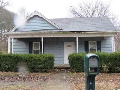 Haywood County Single Family Home For Sale: 704 Tyus Street