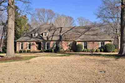 Jackon, Jackson, Jackson Tn, Jakcson Single Family Home For Sale: 102 Greenbriar