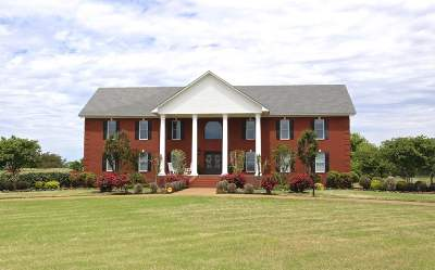 Crockett County Single Family Home For Sale: 189 Rust
