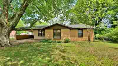Gibson County Single Family Home For Sale: 2618 Oakview