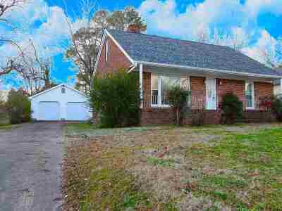 Henderson County Single Family Home For Sale: 151 Old Huntingdon St