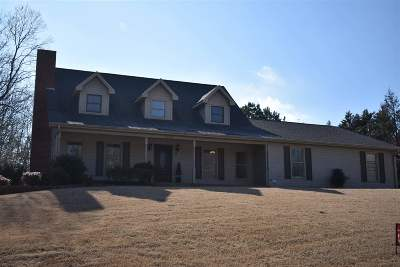 Dyersburg Single Family Home For Sale: 1315 Melissa Ln