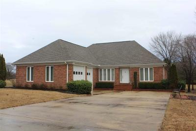 Hardeman County Single Family Home For Sale: 905 Welcome Ussery