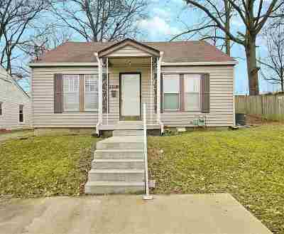 Dyersburg Single Family Home For Sale: 1410 Parr
