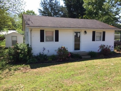 Dyer County Single Family Home For Sale: 94 Elm