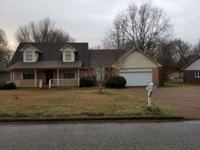 Gibson County Single Family Home For Sale: 3106 Berrywood Dr