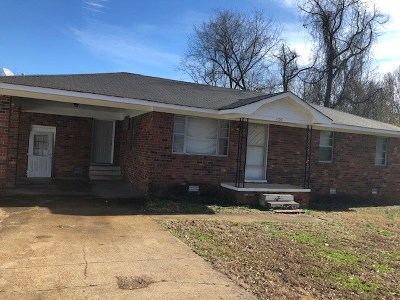 Haywood County Single Family Home For Sale: 1106 Drake