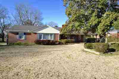 Gibson County Single Family Home For Sale: 2944 E Main St