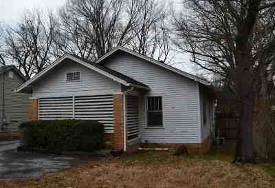 Henry County Single Family Home For Sale: 606 E Wood