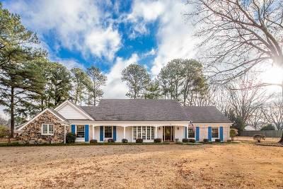 Jackon, Jackson, Jackson Tn, Jakcson Single Family Home For Sale: 64 Plantation