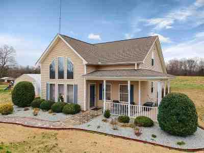 Jackon, Jackson, Jackson Tn, Jakcson Single Family Home For Sale: 270 E Hughes