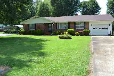 Carroll County Single Family Home For Sale: 120 Cannon Street