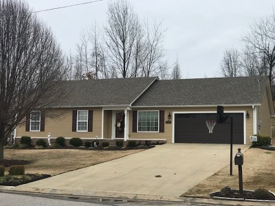 Dyer County Single Family Home Backup Offers Accepted: 928 Hunter