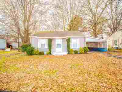 Gibson County Single Family Home For Sale: 4027 N 1st St