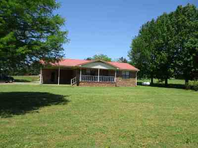 Crockett County Single Family Home For Sale: 14579 Hwy 79